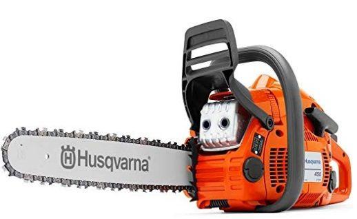 MOTOSIERRA HUSQVARNA 450
