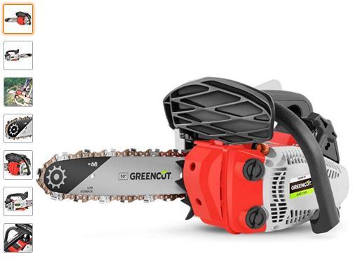 motosierra de poda Greencut GS2500
