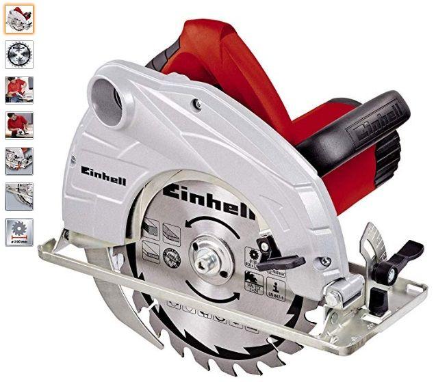 sierra circular barata Einhell TH-CS 1400